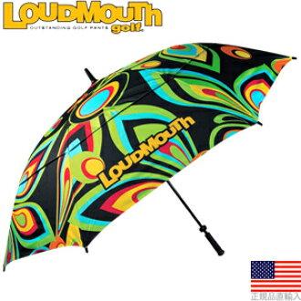 多嘴多舌 ☆ 多嘴的人 64 英寸诸如黑色防紫外线高尔夫伞 LMGB8