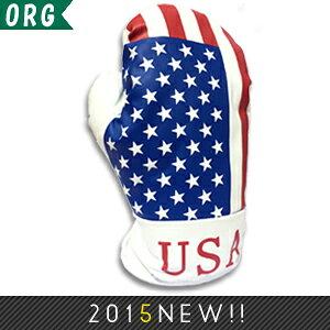 オリジナル USA ボクシンググローブ ドライバー用ヘッドカバー 129 【ゴルフ】