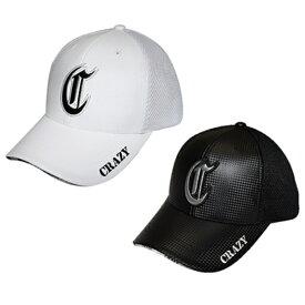 【お取り寄せ品】クレイジー メッシュ ロゴ キャップ [全2色] (Crazy Mesh Logo Cap)