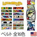 ラウドマウス loudmouth Croakie ベルト 【全16色】 LM145 【200円ゆうメール配送可能】【ゴルフ】
