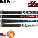 ゴルフプライド Golf Pride ND MCC マルチコンパウンド ミッドサイズ ウッド&アイアン用グリップ(M60 バックライン…