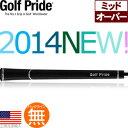 ゴルフプライド Golf Pride ツアーベルベット スーパー タック ミッドサイズ ウッド&アイアン用グリップ GP0104 【20…