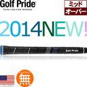 ゴルフプライド Golf Pride CP2 Wrap ミッドサイズ ウッド&アイアン用グリップ CCWM GP0111 【200円ゆうメール配送可能】【ゴルフ...
