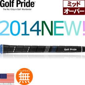 ゴルフプライド Golf Pride CP2 Wrap ミッドサイズ ウッド&アイアン用グリップ CCWM GP0111 【200円ゆうパケット対応商品】【ゴルフ】