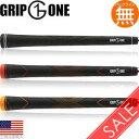 グリップワン Grip One ツアーX ウッド&アイアン用グリップ 【全3色】 GPGO006 【200円ゆうメール配送可能】【ゴルフ】