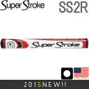 スーパーストローク 2015 SUPER STROKE SS2R スクエア パターグリップ 【US正規品】 ST0042 【200円ゆうメール対応商品】【ゴルフ...