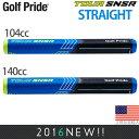 ゴルフプライド Golf Pride ツアーセンサー ストレート(TOUR SNSR STRAIGHT) パターグリップ【全2種】 PS1 【200円ゆうメール...