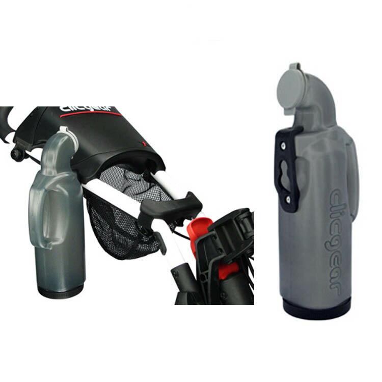 【即納】クリックギア(CLICGEAR) プッシュカート カスタムアクセサリー 目土ボトル(SAND BOTTLE) CGSB01 【ゴルフ】