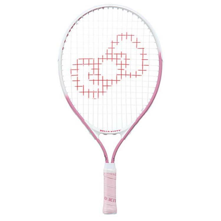 ハローキティ スポーツ テニス ラケット (ジュニア硬式用) 【HK174・175・176・177】【ゴルフ】