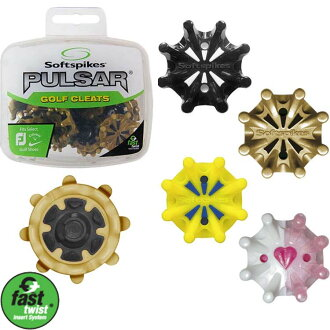 Soft spikes (Soft spikes) pulsar FTS (18 pieces) spike studded US genuine SS02-FT