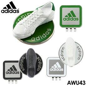 アディダス アディクロス クラシック マーカー(adidas adicross classic) AWU43 【200円ゆうパケット対応商品】【コンペ 賞品 景品 ゴルフ】