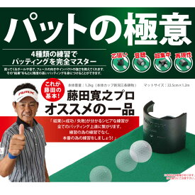 【即納】 タバタ TABATA 藤田 Fujita マルチカップ パットの極意 GV-0138 【ゴルフ】