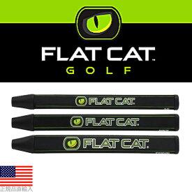 【ゆうパケット配送】 フラットキャット Tak パターグリップ(FLAT CAT TAK PUTTER GRIP) 【全3種】 【US正規品】 FC0007 【ゴルフ】