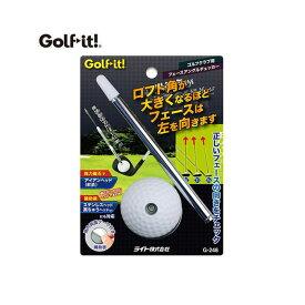 ライト G-248 フェースアングルチェッカー 【ゴルフ】