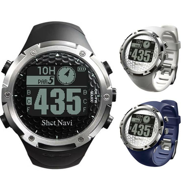 ライト G-771 ショットナビ(ShotNavi) 腕時計型 GPS ゴルフナビ W1-FW 【全3色】 【ゴルフ】