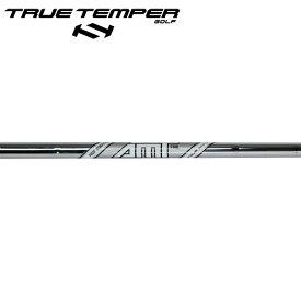 トゥルーテンパー AMT ツアー ホワイト スチール アイアンシャフト 【#5-W/6本組】 (True Temper AMT Tour White Iron) (#5-#W/6pcs set)