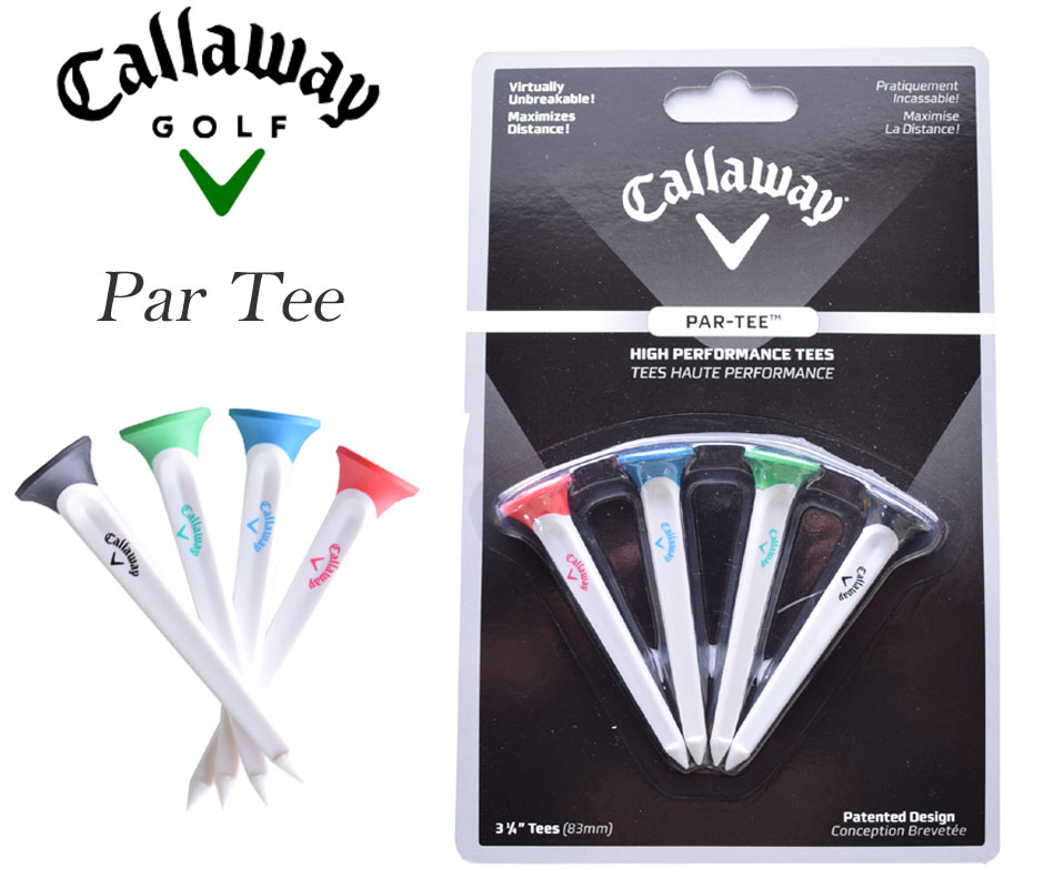 キャロウェイ Callaway  ゴルフアクセサリー パー ティー USA直輸入 あす楽対応