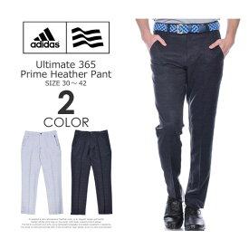 ゴルフパンツ メンズ 春夏 ゴルフウェア メンズ パンツ おしゃれ (在庫処分)アディダス adidas ゴルフウェア メンズ ゴルフパンツ ロングパンツ メンズウェア アルティメット 365 プライム ヘザー パンツ 大きいサイズ USA直輸入 あす楽対応