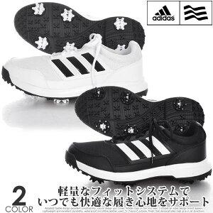アディダス adidas メンズ ゴルフシューズ ゴルフウェア テック レスポンス 2.0 シューズ【ワイド】 大きいサイズ USA直輸入 あす楽対応