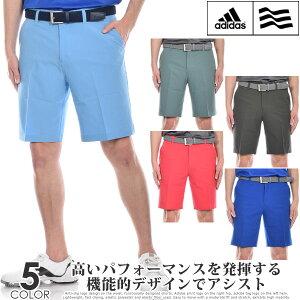 (スぺシャル感謝SALE)アディダス adidas ゴルフウェア メンズ 春 夏 ゴルフパンツ ハーフパンツ おしゃれ アルティメット365 9インチ ショートパンツ 大きいサイズ USA直輸入 あす楽対応