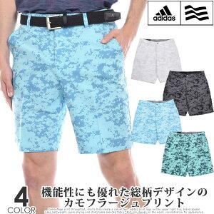 アディダス adidas ゴルフウェア メンズ 春 夏 ゴルフパンツ ハーフパンツ おしゃれ アルティメット365 カモ ショートパンツ 大きいサイズ USA直輸入 あす楽対応