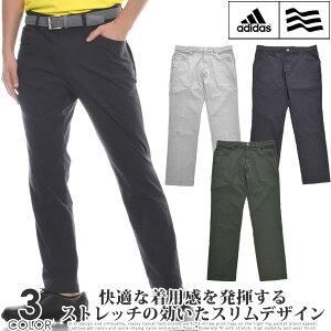 (楽天スーパーセール★)ゴルフパンツ メンズ 春夏 ゴルフウェア メンズ パンツ おしゃれ アディダス adidas ゴルフウェア メンズ ゴルフパンツ ロングパンツ メンズウェア adicross 5 ポケット