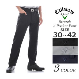 db14fca70f4eb ゴルフパンツ メンズ 春夏 ゴルフウェア メンズ パンツ おしゃれ キャロウェイ Callaway ゴルフパンツ メンズウェア