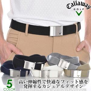 キャロウェイ Callaway メンズ ゴルフウェア ストレッチ ウェブ ベルト 大きいサイズ USA直輸入 あす楽対応