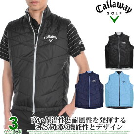 (楽天スーパーセール)キャロウェイ Callaway ゴルフベスト パフォーマンス キルト ベスト 大きいサイズ USA直輸入 あす楽対応
