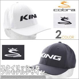 f3e029ee211 在庫処分)コブラ COBRA キャップ 帽子 メンズキャップ メンズウエア ゴルフウェア メンズ キング