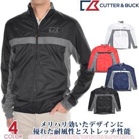 カッター&バック Cutter&Buck 長袖メンズウェア ゴルフウェア メンズ おしゃれ 秋冬ウェア スイッシュ フルジップ 長袖ジャケット 大きいサイズ USA直輸入 あす楽対応