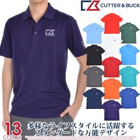 カッター&バック Cutter&Buck ゴルフウェア メンズ シャツ トップス ポロシャツ 春夏 おしゃれ フェアウッド 半袖ポロシャツ 大きいサイズ USA直輸入 あす楽対応