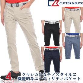 (スペシャル感謝セール)カッター&バック Cutter&Buck ゴルフパンツ メンズ ゴルフウェア おしゃれ ボトム メンズウェア ボイジャー 5 ポケット パンツ 大きいサイズ USA直輸入 あす楽対応