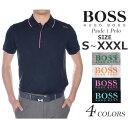 ヒューゴボス HUGO BOSS ポール 1 半袖ポロシャツ 大きいサイズ USA直輸入