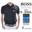 ヒューゴボス HUGO BOSS ポール プロ 1 半袖ポロシャツ 大きいサイズ USA直輸入
