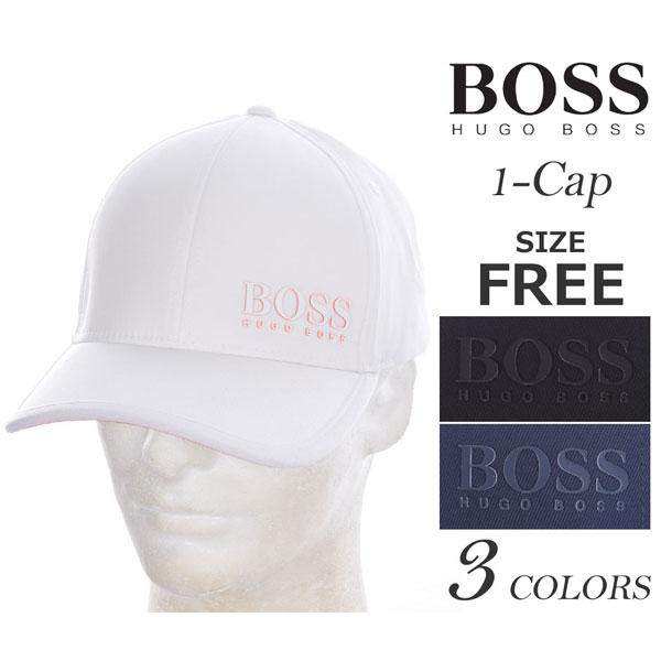 ヒューゴボス HUGO BOSS キャップ 帽子 メンズキャップ おしゃれ メンズウエア ゴルフウェア メンズ 1-キャップ USA直輸入 あす楽対応
