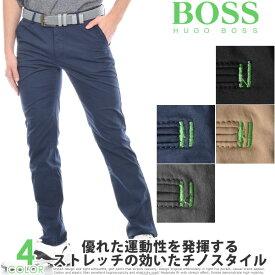 ゴルフパンツ メンズ 春夏 ゴルフウェア メンズ パンツ おしゃれ ヒューゴボス HUGO BOSS メンズウェア ゴルフ パンツ ウェア ロングパンツ ボトム ローガン 3-1 パンツ 大きいサイズ USA直輸入 あす楽対応