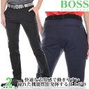 ヒューゴボス HUGO BOSS メンズウェア ゴルフ パンツ ウェア ロングパンツ ボトム ラビッシュ パンツ 大きいサイズ US…