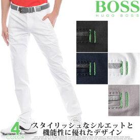 (スペシャル感謝セール)ゴルフパンツ メンズ 春夏 ゴルフウェア メンズ パンツ おしゃれ ヒューゴボス HUGO BOSS メンズウェア ゴルフ パンツ ウェア ロングパンツ ボトム リーマン 3-9 パンツ 大きいサイズ USA直輸入 あす楽対応