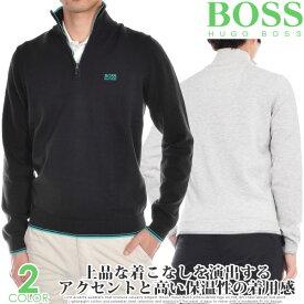 ヒューゴボス HUGO BOSS ゴルフウェア メンズ おしゃれ 秋冬ウェア 長袖メンズウェア ゴルフ ザイメックス 長袖セーター 大きいサイズ USA直輸入 あす楽対応