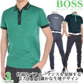 ヒューゴボス HUGO BOSS メンズウェア ゴルフウェア メンズ シャツ トップス ポロシャツ 春夏 おしゃれ パディ 2 半袖ポロシャツ 大きいサイズ USA直輸入 あす楽対応