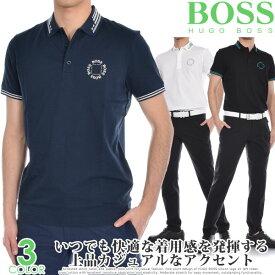 ヒューゴボス HUGO BOSS メンズウェア ゴルフウェア メンズ シャツ トップス ポロシャツ 春夏 おしゃれ パディ 1 半袖ポロシャツ 大きいサイズ USA直輸入 あす楽対応
