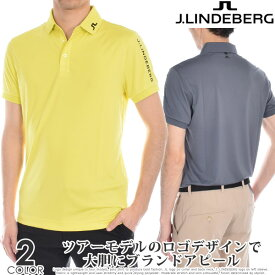 ゴルフウェア メンズ シャツ トップス ポロシャツ 春夏 おしゃれ Jリンドバーグ J.LINDEBERG ゴルフウェア メンズウェア ツアー テック スリム TX ジャージー 半袖ポロシャツ 大きいサイズ USA直輸入 あす楽対応