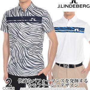 (スペシャル感謝セール)Jリンドバーグ J.LINDEBERG ゴルフウェア メンズ シャツ トップス ポロシャツ 春夏 おしゃれ メンズウェア クラーク スリム フィット 半袖ポロシャツ 大きいサイズ USA