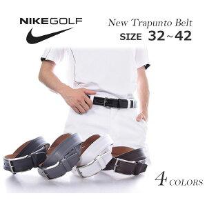 ナイキ Nike ベルト ゴルフベルト メンズ おしゃれ ゴルフウェア ニュー トラプント ベルト 大きいサイズ USA直輸入 あす楽対応