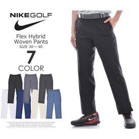 (在庫処分)ゴルフパンツ メンズ 春夏 ゴルフウェア メンズ パンツ おしゃれ ナイキ Nike ゴルフパンツ メンズ ボトム メンズウェア フレックス ハイブリッド ウーブン パンツ 大きいサイズ USA直輸入 あす楽対応