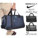 ナイキ Nike ゴルフバッグ アクセサリーバッグ おしゃれ スポーツ ダッフル バッグ USA直輸入 あす楽対応