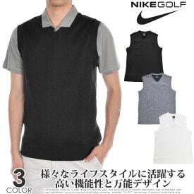 ナイキ ゴルフウェア メンズ おしゃれ 秋冬ウェア ゴルフベスト Dri-FIT セーター ベスト 大きいサイズ USA直輸入 あす楽対応
