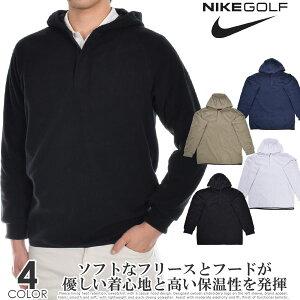 ナイキ Nike ゴルフウェア メンズ 秋冬ウェア 長袖メンズウェア ゴルフ サーマ フーディー 長袖フリース 大きいサイズ USA直輸入 あす楽対応
