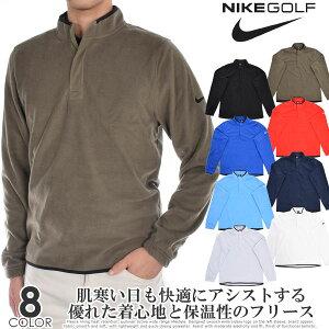 ナイキ Nike ゴルフウェア メンズ 秋冬ウェア 長袖メンズウェア ゴルフ サーマ ビクトリー ハーフジップ 長袖フリース 大きいサイズ USA直輸入 あす楽対応